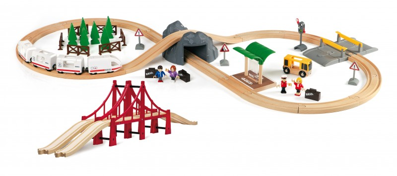 BRIO ICE-Reisezug-Set