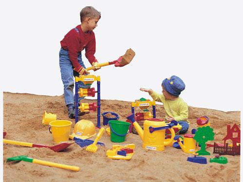 sandspielzeug spielstabil