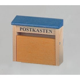 bodo hennig puppenhaus miniatur briefkasten. Black Bedroom Furniture Sets. Home Design Ideas