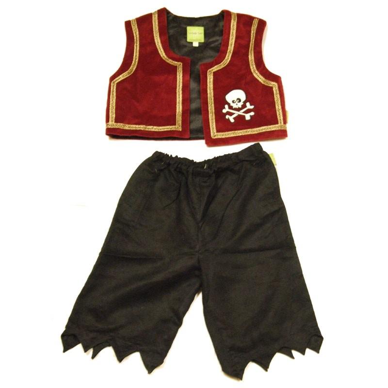 Kinderkostüm Piratenset 2tlg.
