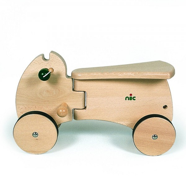 Holzauto Rutscher Combi Car Basis