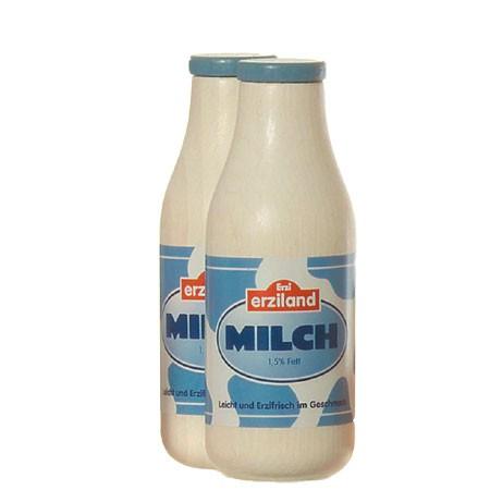 Kaufmannsladenzubehör Milch