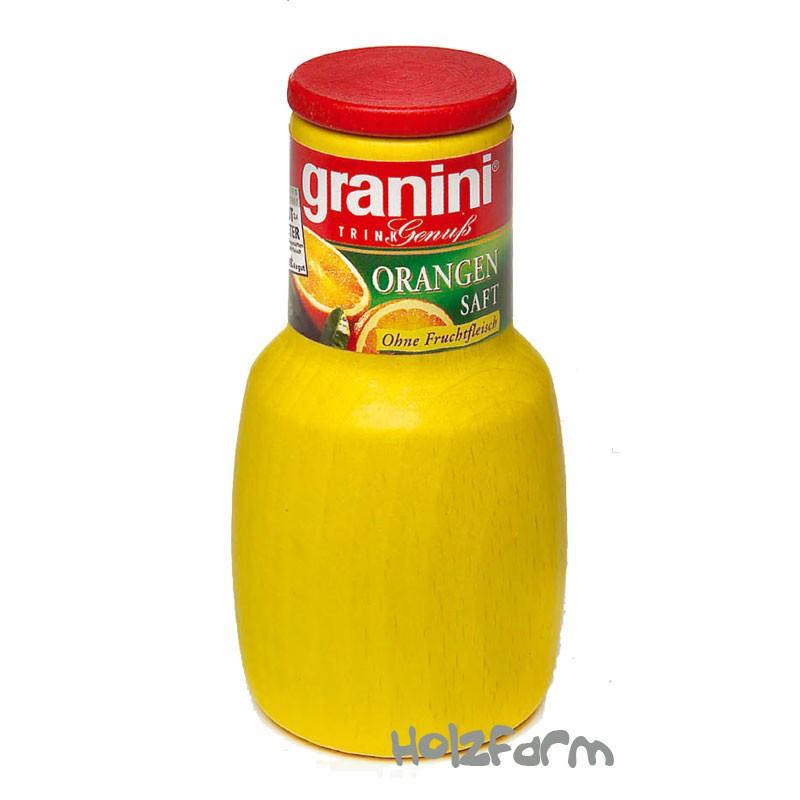 Kaufmannsladenzubehör Granini Orangensaft