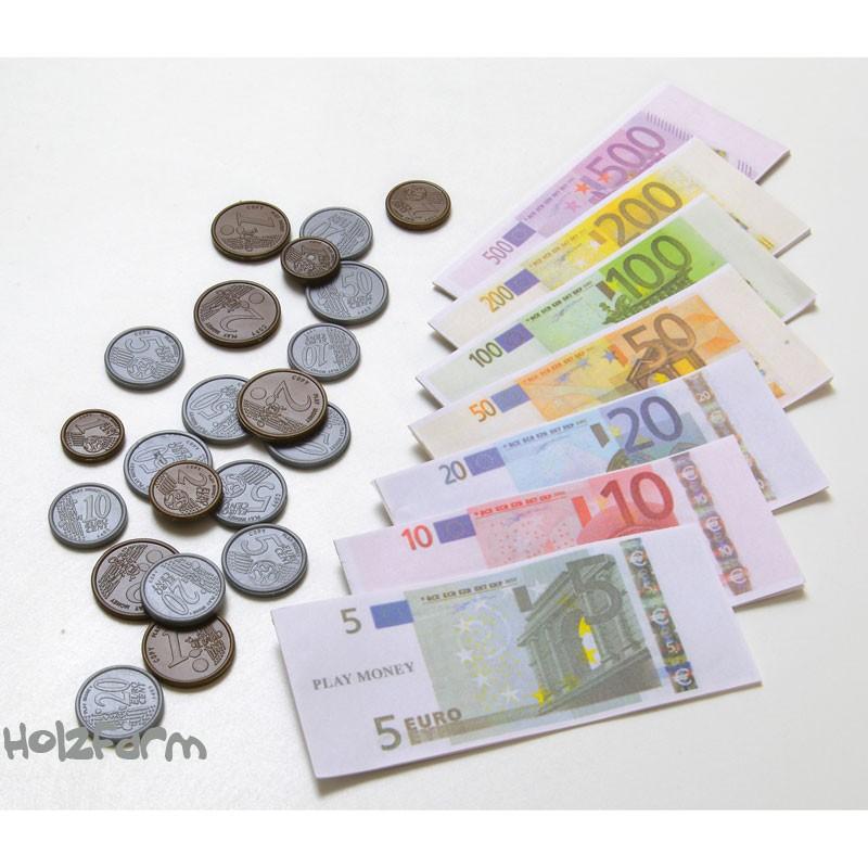 Kaufladenzubehör Spielgeld