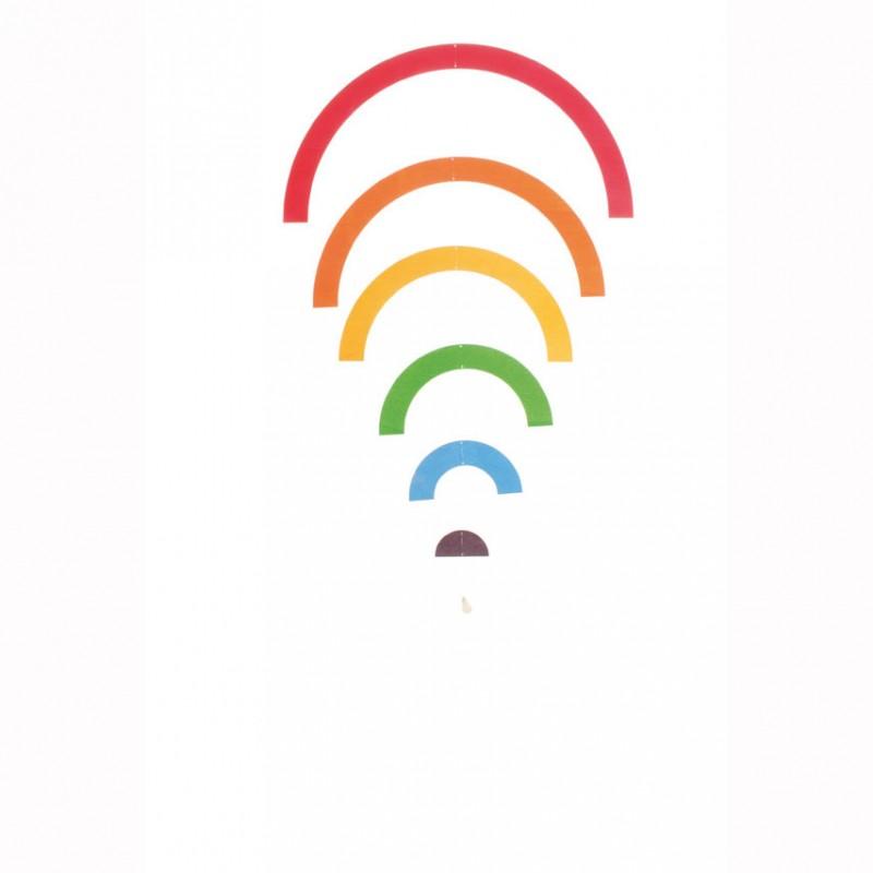 Grimms Mobile Regenbogen