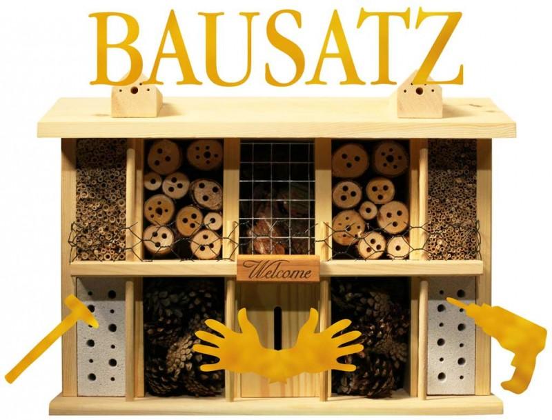 Insektenhotel-Bausatz Landsitz ´´Superior´´