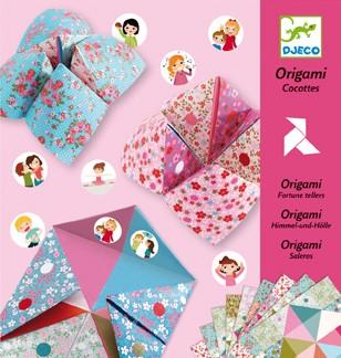 Djeco Origami: Himmel und Hölle