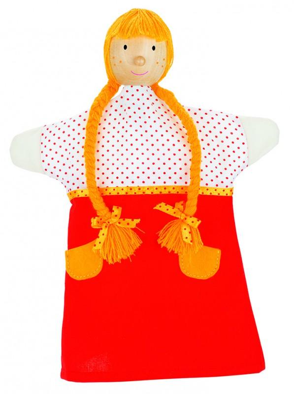 Handpuppe Gretel - Preisvergleich