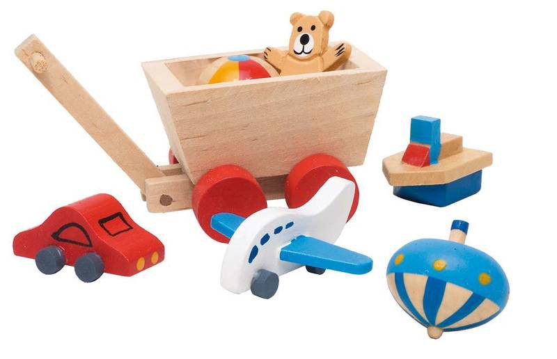 Puppenhaus Accessoires Kinderzimmer